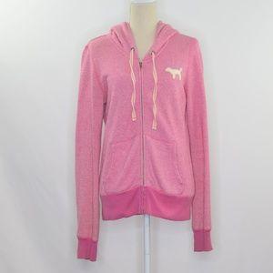 Pink By Victoria's Secret Zip Up Hoodie